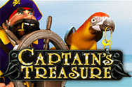 Автомат Captain's Treasure в клубе Вулкан